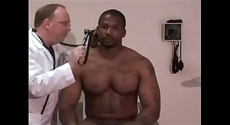 MALE PHYSICAL EXAMINATION -BLACK  PAROLEE